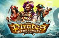Игровой слот Сокровища Пиратов от популярного онлайн-казино